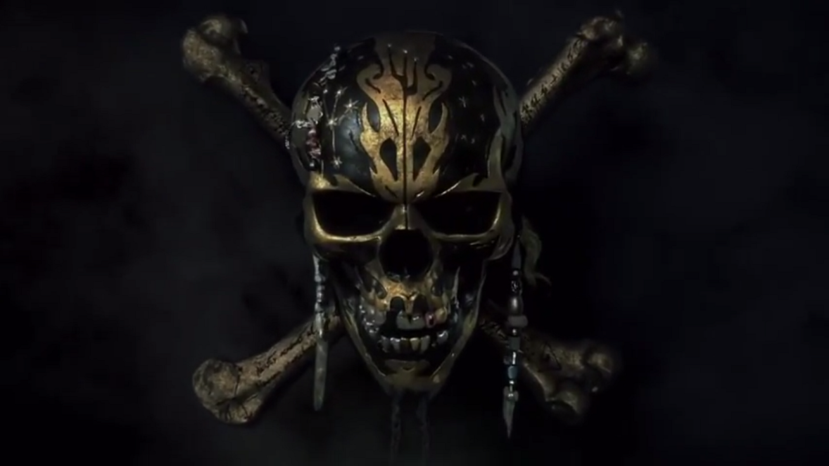 TWO VERSION OF PIRATES OF THE CARIBBEAN: DEAD MEN TELL NO TALES SHOT