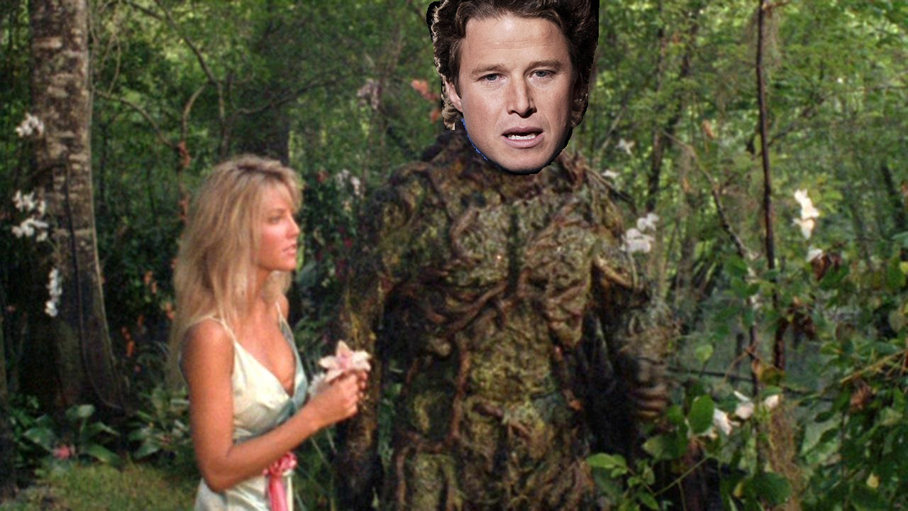 BILLY BUSH TO STAR IN SWAMP THING BEGINS