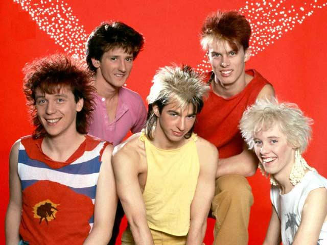 KAJAGOOGOO TURN DOWN TRUMP INAUGURATION