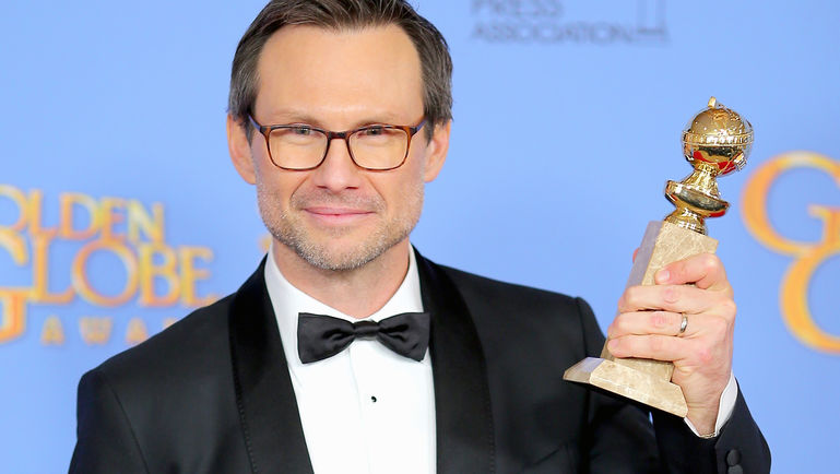 CHRISTIAN SLATER TO PLAY FREDDIE MERCURY'S IMAGINARY FATHER