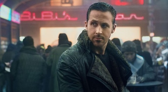 RYAN GOLSING EXPLAINS BLADE RUNNER 2049 FIRST IMAGES