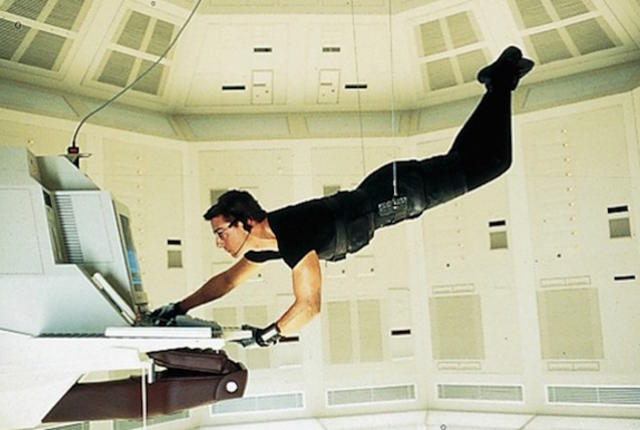 TOM CRUISE LEAVING SCIENTOLOGY TO BE THE SUBJECT OF MISSION IMPOSSIBLE 6