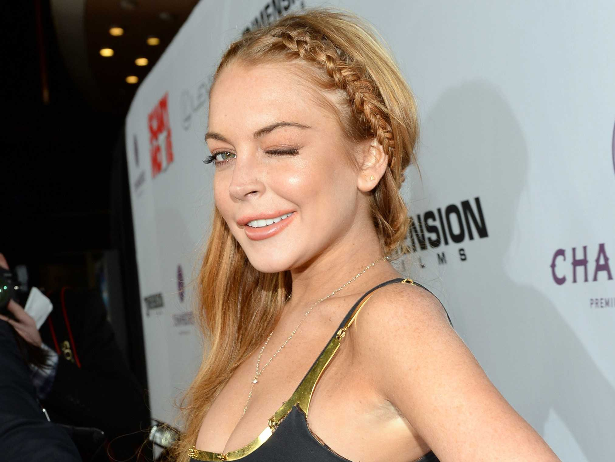 5 FACTS YOU NEVER KNEW ABOUT LINDSAY LOHAN
