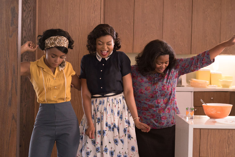REVIEW – HIDDEN FIGURES