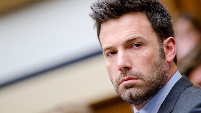 BEN AFFLECK NAMED NEW JAMES BOND