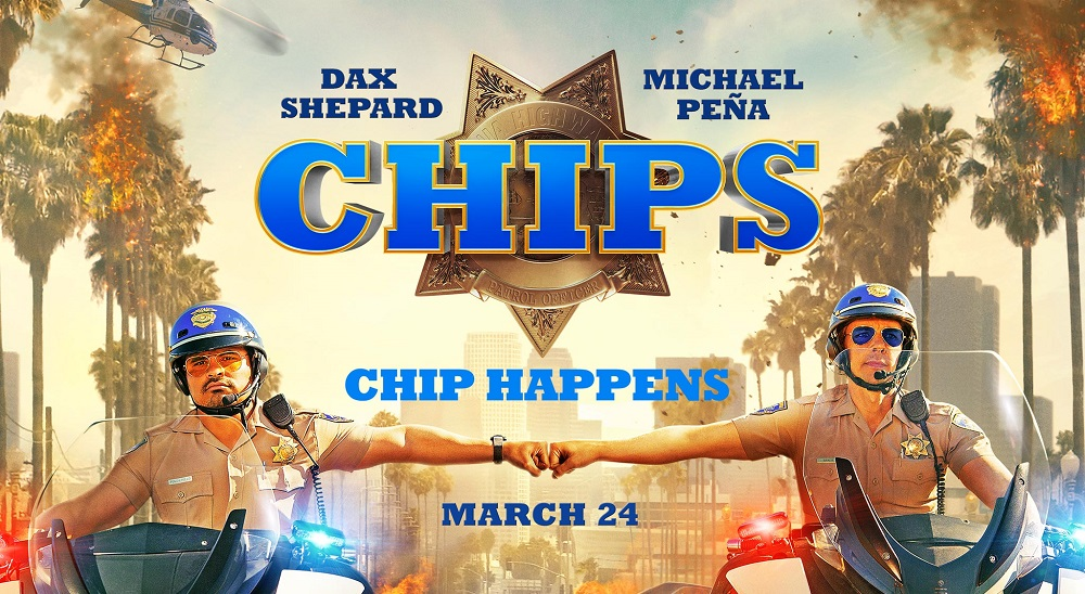CHIPS REMAKE OFFERS REVOLUTIONARY IDEA