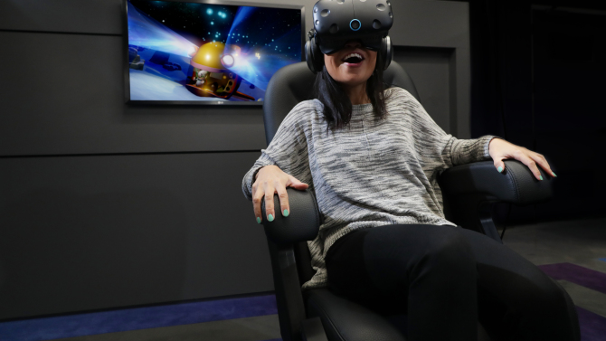 IMAX VIRTUAL REALITY OFFERS USA WITHOUT DONALD TRUMP