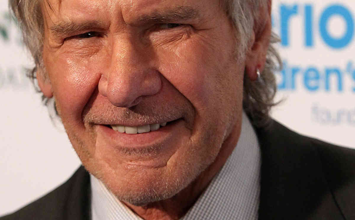 HARRISON FORD GETS A NEW AIRPLANE
