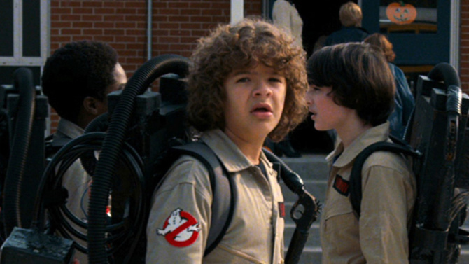 YOUNG GHOSTBUSTERS GETS ITS FIRST IMAGE