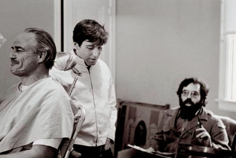 NETFLIX TO MAKE MAKING OF HBO'S MAKING OF THE GODFATHER MOVIE