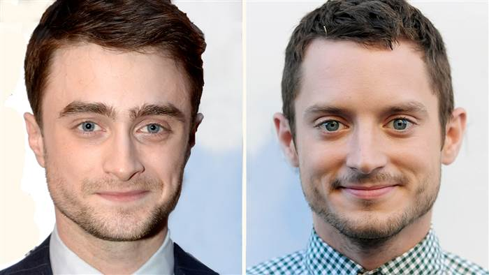 ELIJAH WOOD TO STAR AS DANIEL RADCLIFFE IN BECOMING HARRY