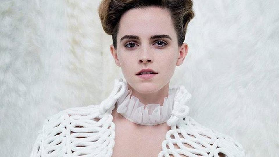 EMMA WATSON'S BOOBS AND FEMINISM: A MANSPLANATION