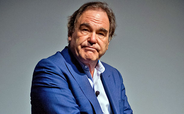 OLIVER STONE OVERDOSES ON CONSPIRACY