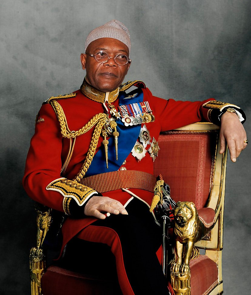 SAMUEL L JACKSON TO PLAY PRINCE CHARLES IN THE NEW KING
