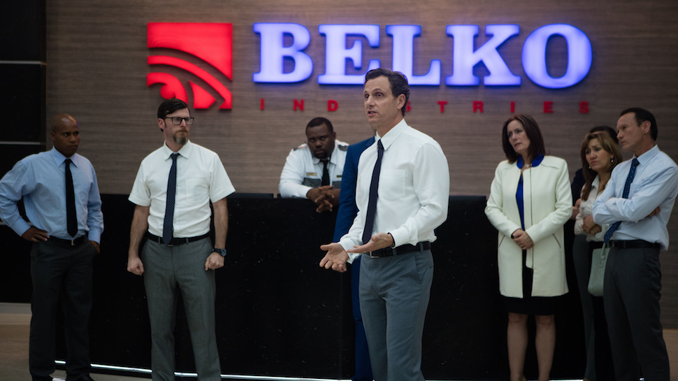 REVIEW – THE BELKO EXPERIMENT