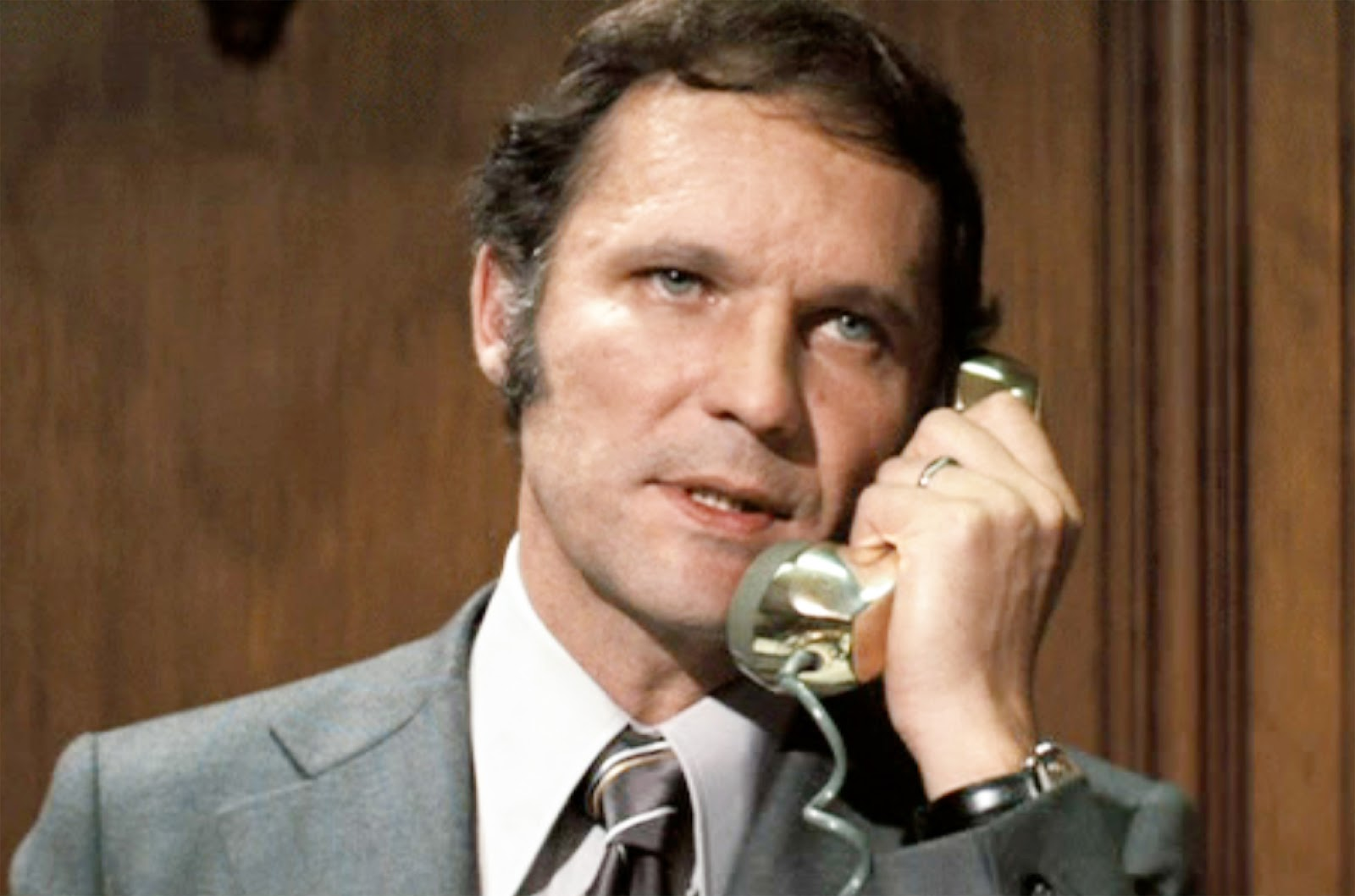 SIR EDWIN FLUFFER'S HOLLYWOOD SUPERSTARS: 1. JOHN VERNON