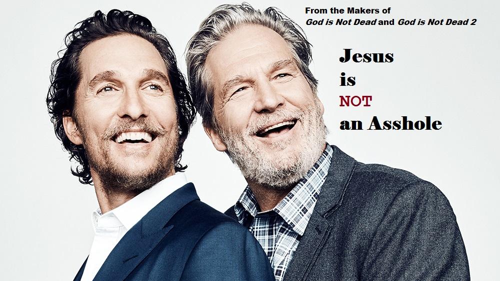 MATTHEW MCCONAUGHEY AND JEFF BRIDGES STAR IN NEW CHRISTIAN MOVIE