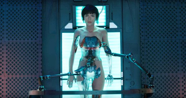 REVIEW – GHOST IN THE SHELL