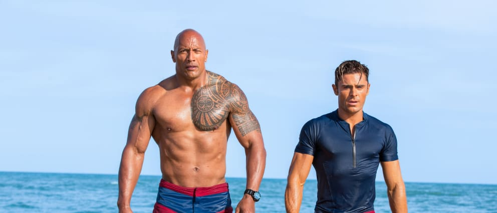 5 REASONS BAYWATCH WIPED OUT AT THE BOX OFFICE