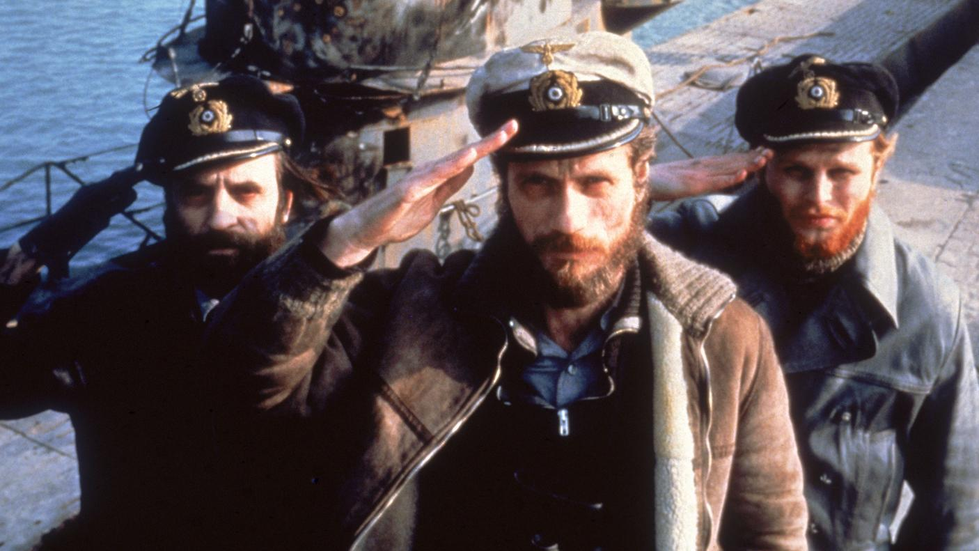 ALL MALE SHOWING OF DAS BOOT ORGANISED FOR THE WEEKEND