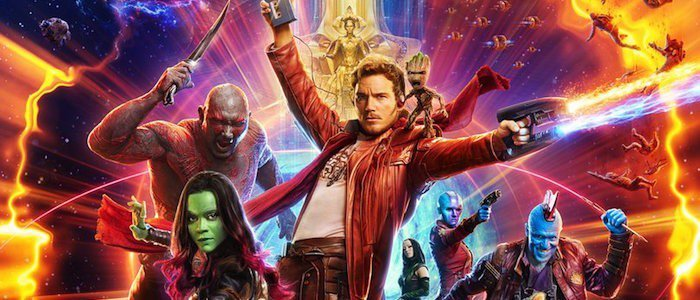 REVIEW – GUARDIANS OF THE GALAXY VOL. 2