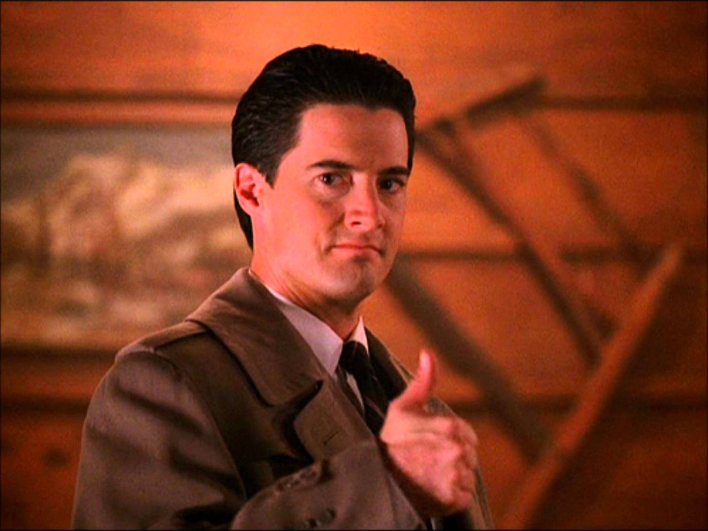 DALE COOPER TO HEAD FBI