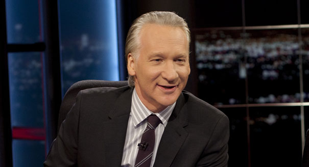BILL MAHER: 'I'M NOT AS RACIST AS THOSE F*CKING ARABS'