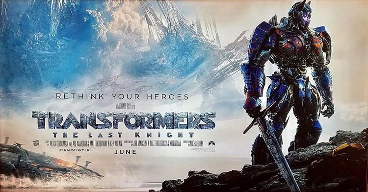 REVIEW – TRANSFORMERS: THE LAST KNIGHT