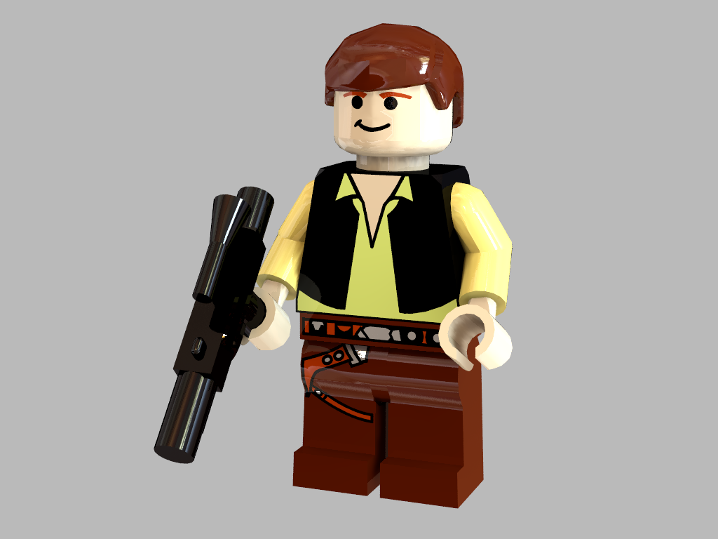 HAN SOLO NEWS: CHRIS MILLER AND PHIL LORD WANTED TO GO 'FULL LEGO'