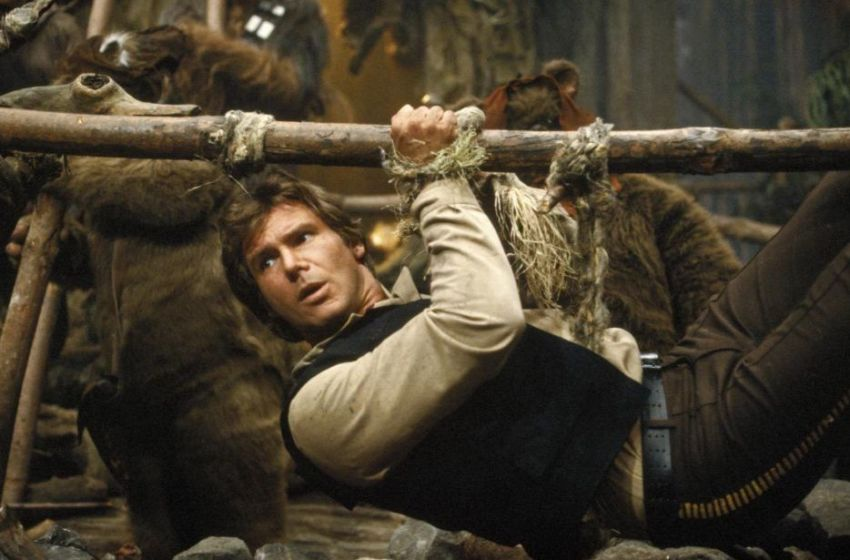 HAN SOLO EMAILS LEAKED ON-LINE