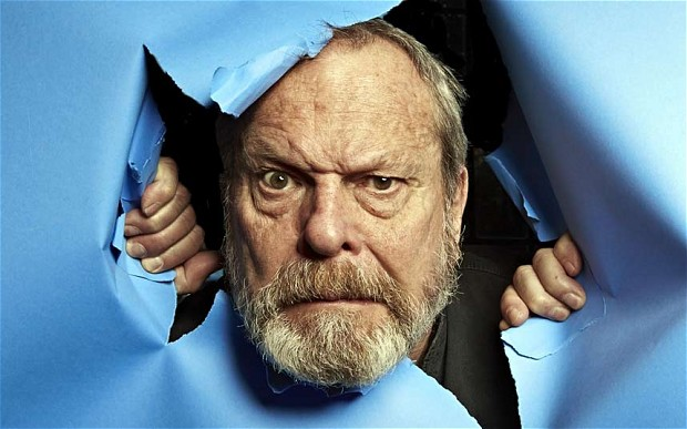 TERRY GILLIAM ACCIDENTALLY DELETES THE MAN WHO KILLED DON QUIXOTE