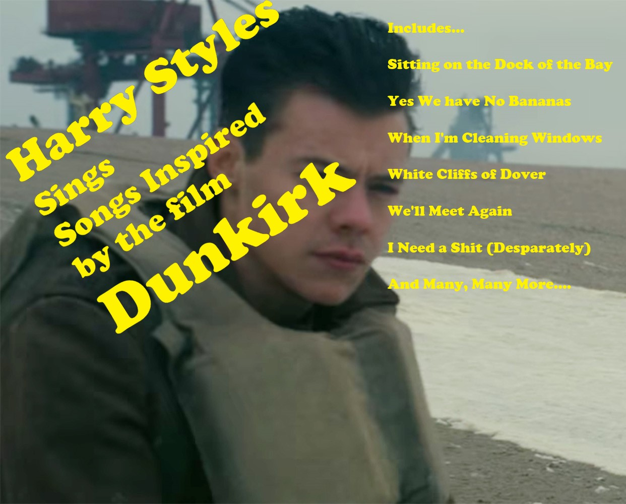 HARRY STYLES RELEASES DUNKIRK ALBUM