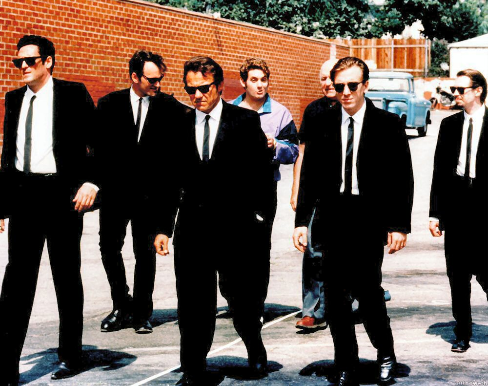 RESERVOIR DOGS DIRECTOR'S CUT TO INCLUDE DELETED BANK ROBBERY
