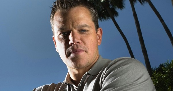 MATT DAMON SHRUNK
