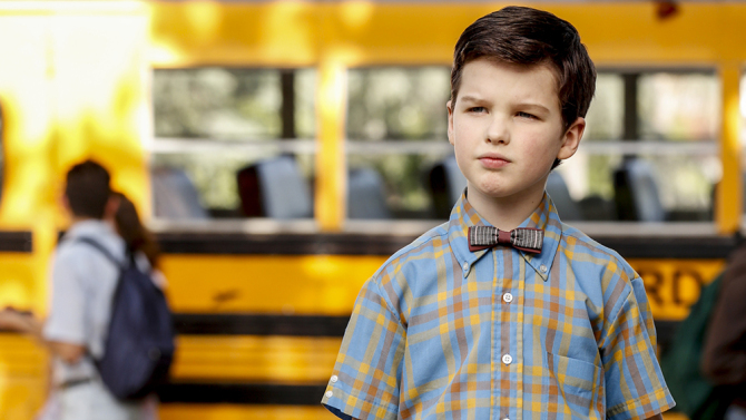 5 THINGS YOU NEED TO KNOW ABOUT YOUNG SHELDON