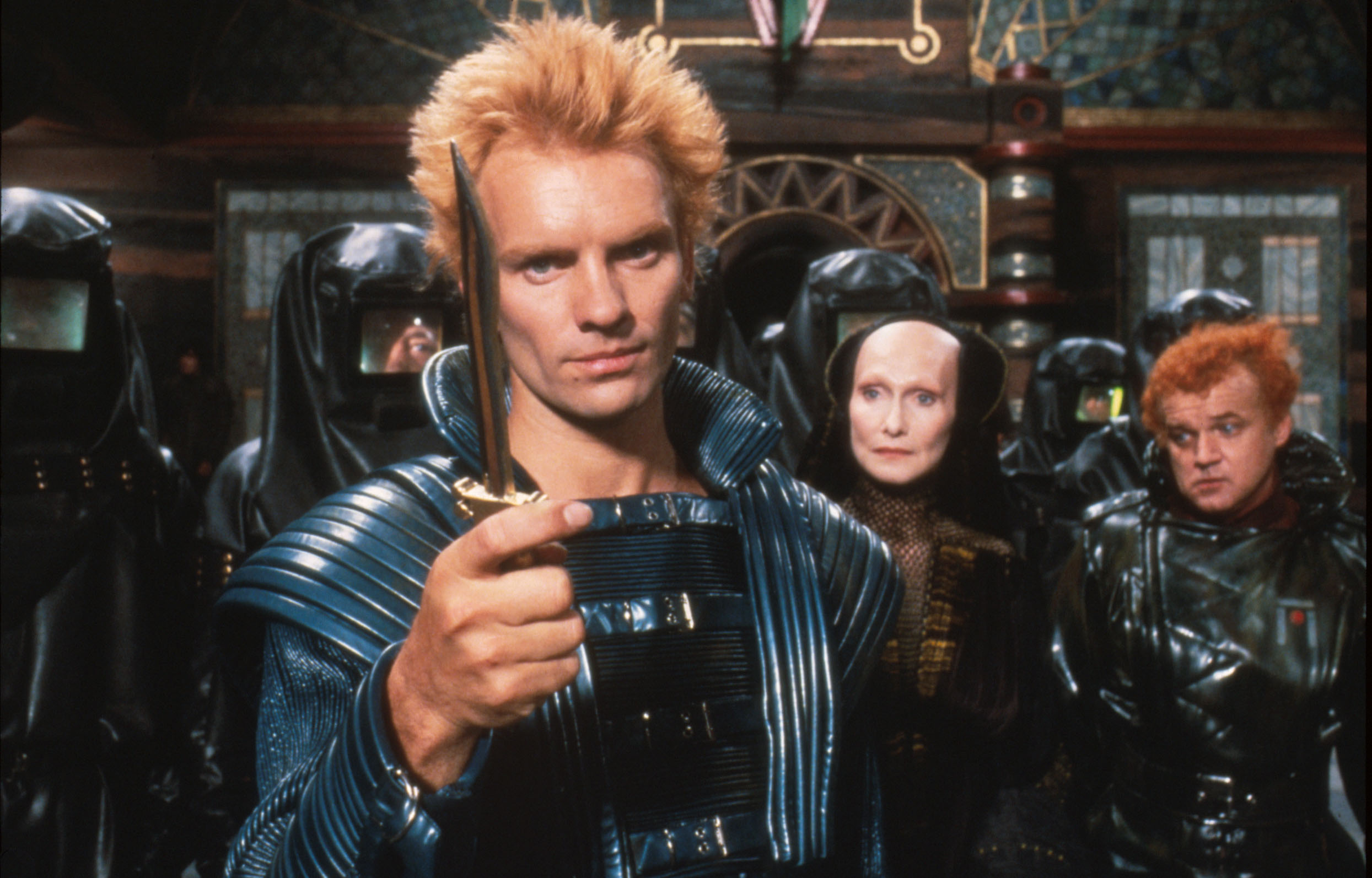 STING TO REPRISE DUNE ROLE IN OLD FEYD