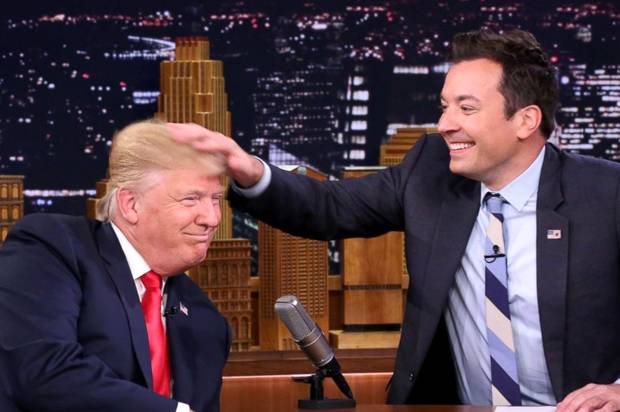 JIMMY FALLON: 'I'M NOT REALLY INTERESTED IN COMEDY'