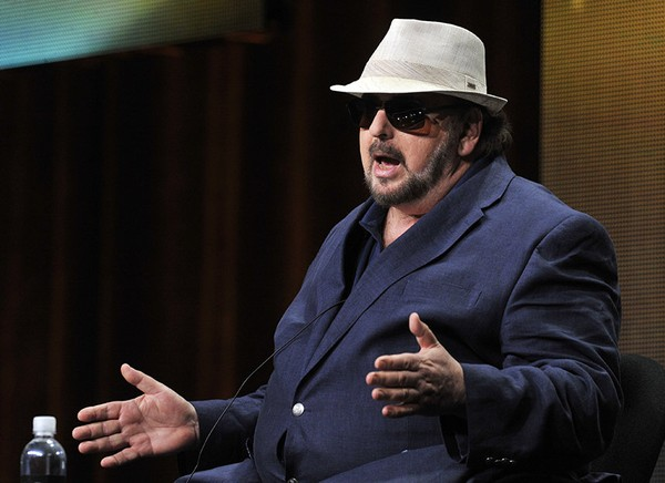 SHOCK AS JAMES TOBACK THE DIRECTOR OF THE PICK UP ARTIST REVEALED TO BE A CREEP