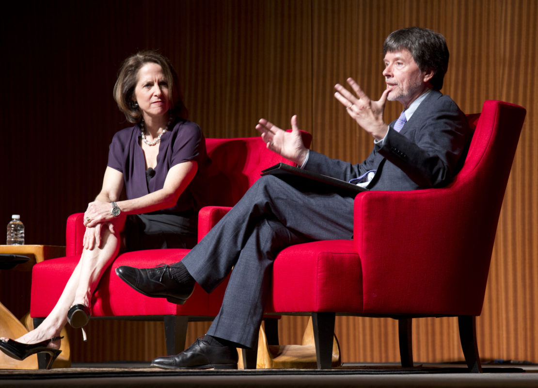NEW KEN BURNS FILM GETS TITLE: THE NEXT WAR