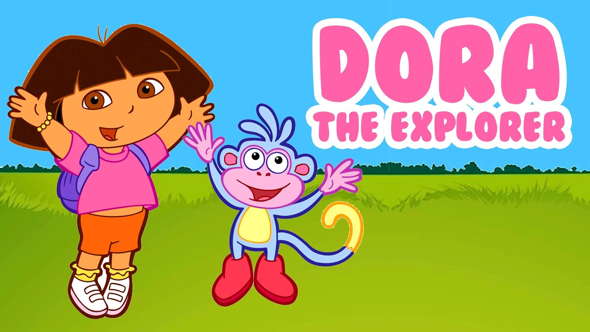 DORA THE EXPLORER LIVE ACTION FILM TO FEATURE THE WALL