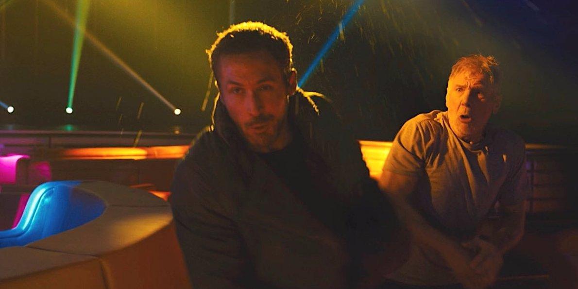 BLADE RUNNER 2049 ONLY MAKES $210 AT THE BOX OFFICE
