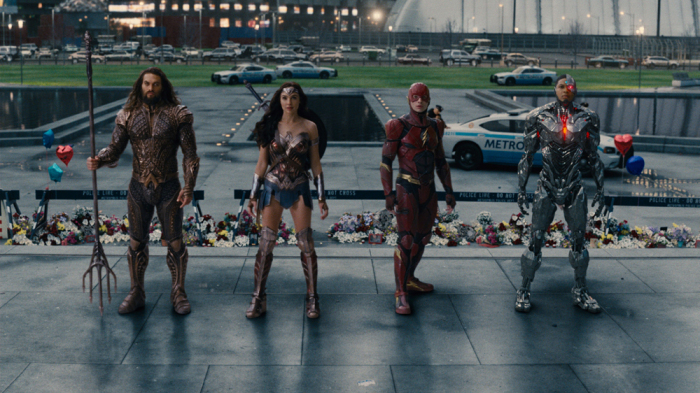 5 THINGS WRONG WITH THE JUSTICE LEAGUE