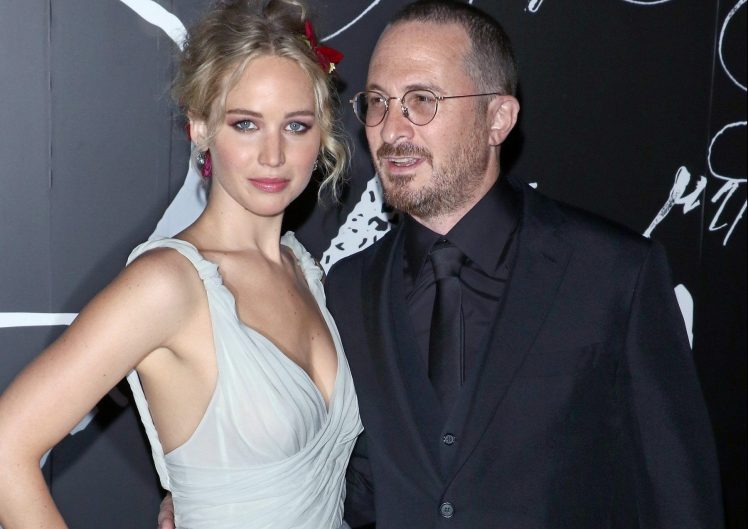 JENNIFER LAWRENCE LEAVES DARREN ARONOFSKY CITING 'ALLEGORICAL DIFFERENCES'
