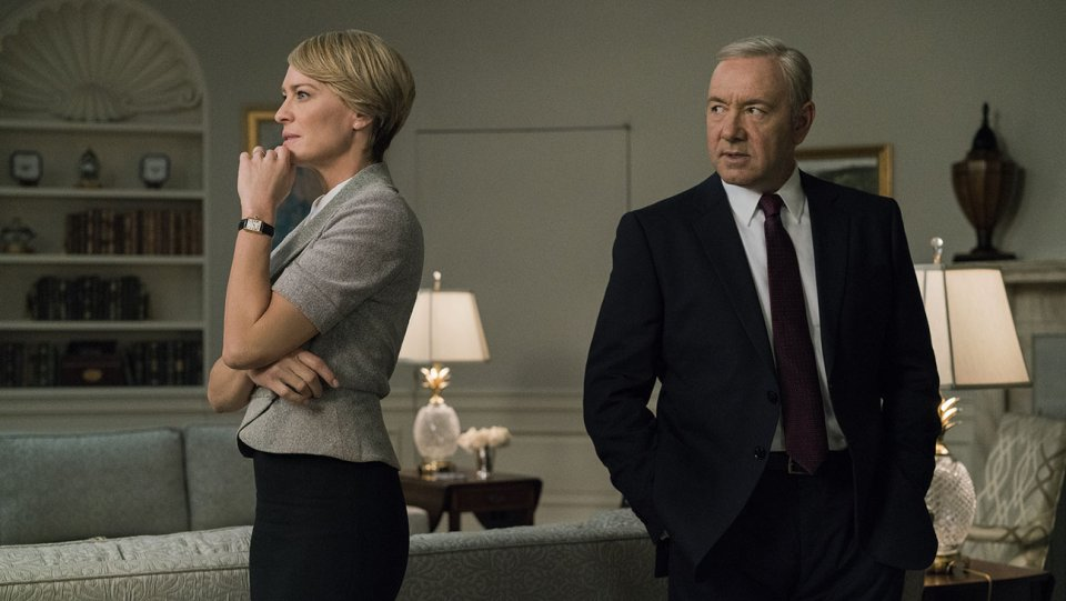 SCRIPT LEAK: HOUSE OF CARDS FINAL SEASON