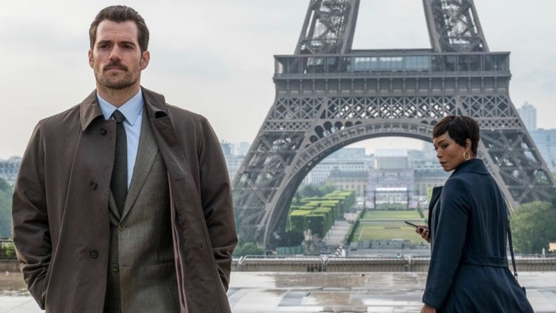 HENRY CAVILL AND ANGELA BASSETT TO STAR IN DISTRACTED BOYFRIEND