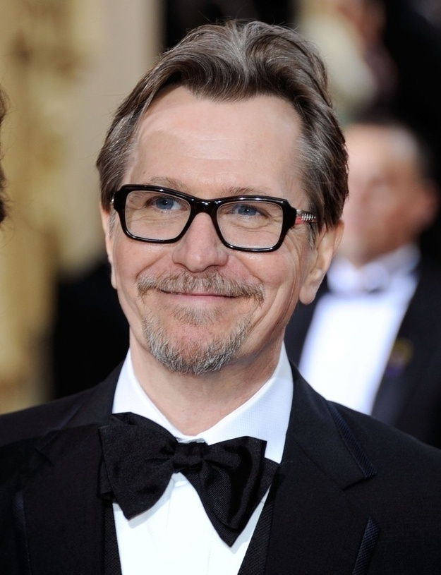 GARY OLDMAN'S DRAMATIC WEIGHT LOSS CAUSES CONCERN