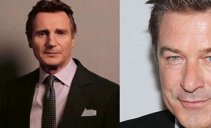 LIAM NEESON AND ALEC BALDWIN SOLVE WOMEN
