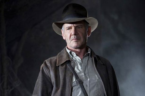 STEVEN F*CKING SPIELBERG IS ACTUALLY GOING TO F*CKING MAKE INDIANA JONES 5