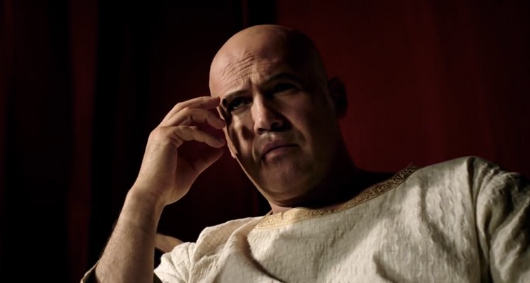 FIRST LOOK AT BILLY ZANE AS BRANDO IN MAKING APOCALYPSE