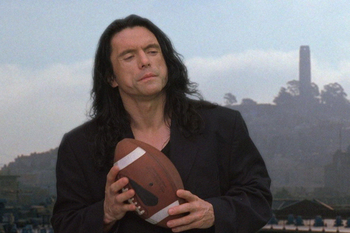 TOMMY WISEAU TO PLAY JAMES FRANCO IN ASSHOLE